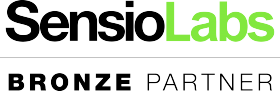 SensioLabs Bronze Partner